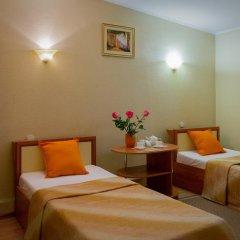 Гостиница Журавли Номер Эконом с различными типами кроватей фото 3