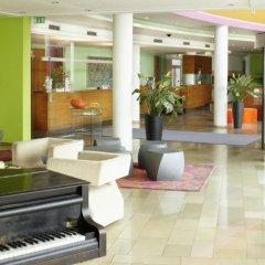 Apartment-Hotel Schaffenrath Зальцбург интерьер отеля