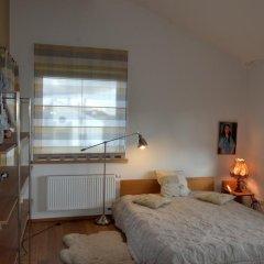 Отель Namai prie ezero Стандартный номер с различными типами кроватей фото 8