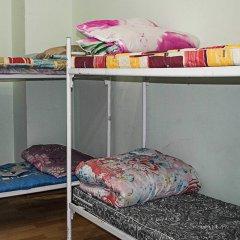Хостел Лофт Кровать в общем номере с двухъярусной кроватью фото 10