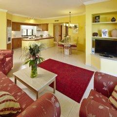 Отель Four Seasons Vilamoura 4* Апартаменты разные типы кроватей фото 5