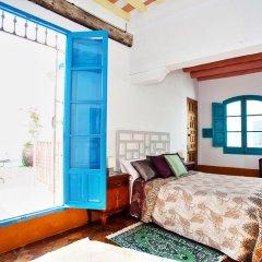 Отель Hospederia Antigua Номер Делюкс с различными типами кроватей фото 5