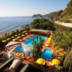Hotel Caparena Таормина балкон