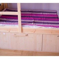 Hostel Goodmo Кровать в общем номере с двухъярусной кроватью фото 6