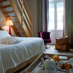 Отель Black 5 Florence 4* Стандартный номер с двуспальной кроватью фото 17