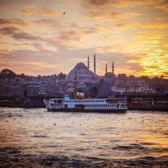 Отель World House Istanbul Стамбул пляж