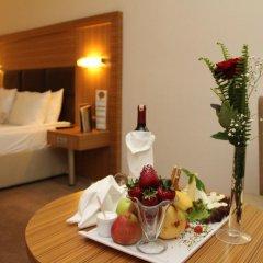 Surmeli Ankara Hotel 5* Стандартный номер разные типы кроватей фото 12