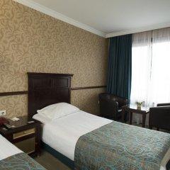Topkapi Inter Istanbul Hotel 4* Стандартный номер с двуспальной кроватью фото 33