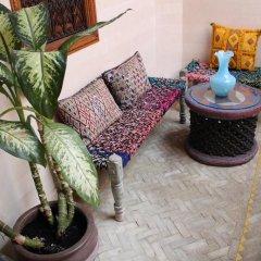 Отель Dar Ikalimo Marrakech 3* Стандартный номер с различными типами кроватей фото 2