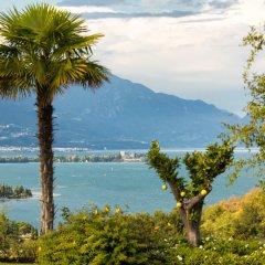 Отель Villa Benedita Италия, Манерба-дель-Гарда - отзывы, цены и фото номеров - забронировать отель Villa Benedita онлайн пляж