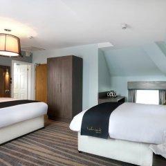 Отель Hallmark Inn Manchester South 3* Улучшенный номер с различными типами кроватей фото 8