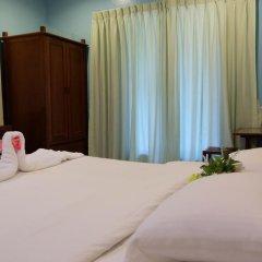 Отель Deeden Pattaya Resort 3* Улучшенный номер с различными типами кроватей фото 4