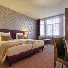 Отель Timhotel Opéra Blanche Fontaine 4* Номер Комфорт с различными типами кроватей фото 2
