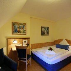 Отель Ringhotel Villa Moritz 3* Номер категории Эконом с различными типами кроватей фото 2