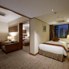 Отель Grand Park Xian Китай, Сиань - отзывы, цены и фото номеров - забронировать отель Grand Park Xian онлайн комната для гостей фото 4