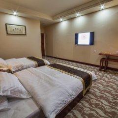 Hotel Shanghai City Стандартный номер с 2 отдельными кроватями