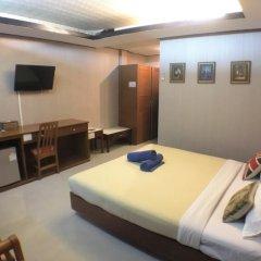 Отель Bangkok Condotel 3* Люкс повышенной комфортности с различными типами кроватей