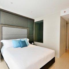 Centra by Centara Avenue Hotel Pattaya 4* Улучшенный номер с различными типами кроватей фото 3