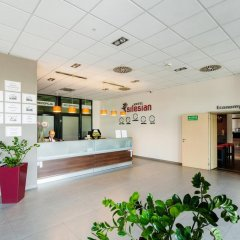 Economy Silesian Hotel интерьер отеля фото 2