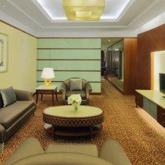 Radisson Blu Hotel Shanghai New World 5* Люкс повышенной комфортности с различными типами кроватей