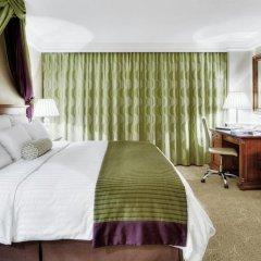Vienna Marriott Hotel 5* Представительский люкс с различными типами кроватей фото 9