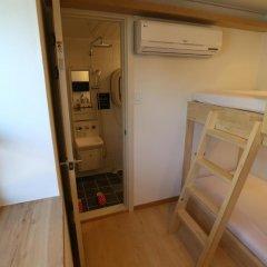 Отель STEP INN Myeongdong 1 3* Стандартный номер с двухъярусной кроватью фото 2
