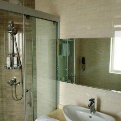 Joyfulstar Hotel Pudong Airport Chenyang 2* Стандартный номер с различными типами кроватей фото 6