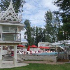 Отель The Allamanda - Unit 1108 бассейн
