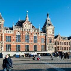 Отель Old City Centre apartments - Damrak building Нидерланды, Амстердам - отзывы, цены и фото номеров - забронировать отель Old City Centre apartments - Damrak building онлайн