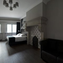 Hotel Résidence Le Quinze 3* Стандартный номер с различными типами кроватей фото 5
