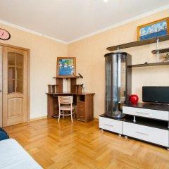 Апартаменты Брусника Митино Апартаменты с разными типами кроватей фото 17