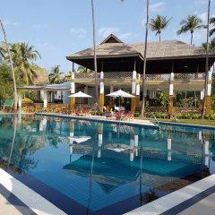 Отель Blue Oceanic Bay бассейн фото 3