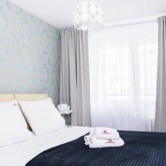 Отель Hosapartments City Center Улучшенные апартаменты с различными типами кроватей фото 16