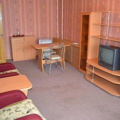 Гостиница Патриот комната для гостей фото 6