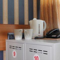 Гостиница Парадиз 3* Кровать в мужском общем номере с двухъярусной кроватью фото 2