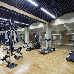 Отель Porto Palace Салоники фитнесс-зал