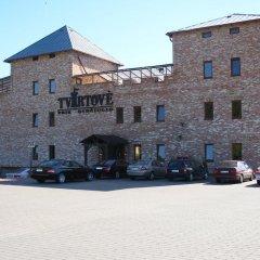 Отель Tvirtove prie Didziulio Литва, Тракай - отзывы, цены и фото номеров - забронировать отель Tvirtove prie Didziulio онлайн парковка
