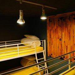 Owl Guesthouse - Hostel Кровать в женском общем номере с двухъярусной кроватью