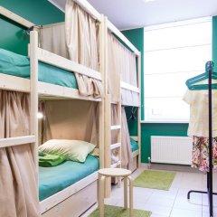 Nice Hostel Кровать в общем номере фото 4