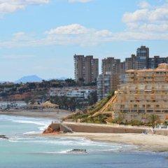 Отель Playamarina Ii Aparthotel Cabo Roig Ориуэла пляж фото 2