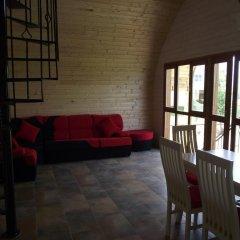 Отель Lake Shkodra Resort 3* Шале с различными типами кроватей фото 14
