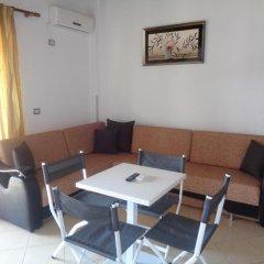 Отель Villa White Албания, Ксамил - отзывы, цены и фото номеров - забронировать отель Villa White онлайн комната для гостей фото 3