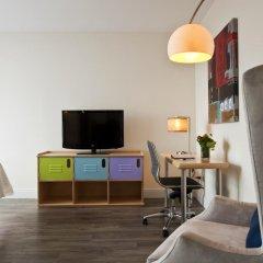 Arthouse Hotel New York City 4* Апартаменты с различными типами кроватей фото 4