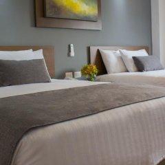 Eco Hotel Guadalajara Expo 3* Стандартный номер с различными типами кроватей фото 7