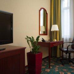 Гостиница Марриотт Москва Тверская 4* Улучшенный номер разные типы кроватей фото 8