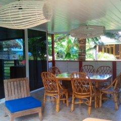 Отель Linareva Moorea Beach Resort Французская Полинезия, Муреа - отзывы, цены и фото номеров - забронировать отель Linareva Moorea Beach Resort онлайн питание
