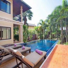 Отель BangTao Tara Villa One бассейн фото 2