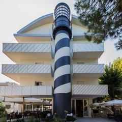 Отель Nautilus парковка