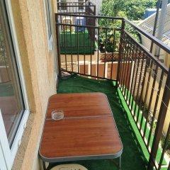 Гостиница Gostevou Dom Magadan в Анапе 1 отзыв об отеле, цены и фото номеров - забронировать гостиницу Gostevou Dom Magadan онлайн Анапа балкон
