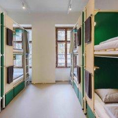 Flow Hostel Будапешт комната для гостей